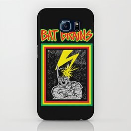 Bat Brains iPhone Case