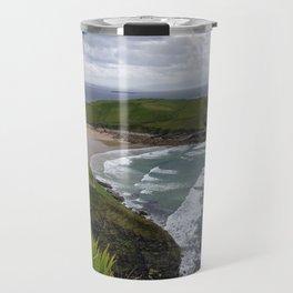 Irish Beach: Cionn Mhucrois: Muchros Head Travel Mug