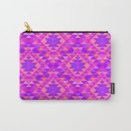 KILIM NO. 10 IN PINK MULTI Carry-All Pouch