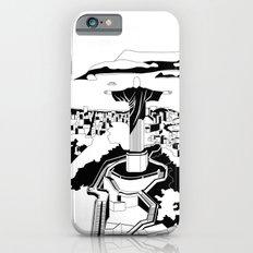 Rio de Janeiro Black and White iPhone 6s Slim Case