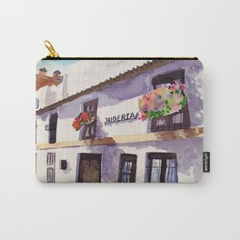 Old Sevilla Carry-All Pouch