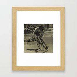 criterium Framed Art Print