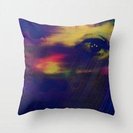 Burning Eyes 03 Throw Pillow