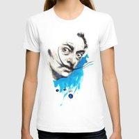 dali T-shirts featuring Dali by Mitja Bokun