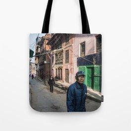 Patan Pierce Tote Bag