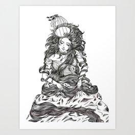ANAMNESIS Art Print