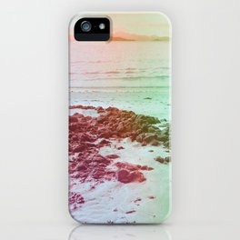 Surreal Beach iPhone Case