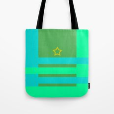 Star and Stripes Tote Bag