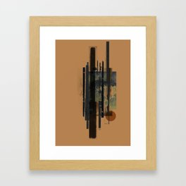 """Ramikin 320"" Graphic Art Print Framed Art Print"