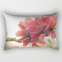 Evening Blush Rectangular Pillow