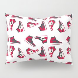 Jordan 1 Pattern Multi-Colors Pillow Sham