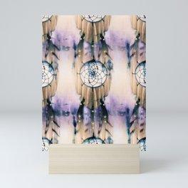 Tiled Dreams Mini Art Print