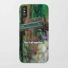 Get it All Together iPhone Case