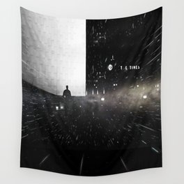 Out of Time Wall Tapestry