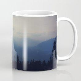 Over The Hills And Far Away Coffee Mug