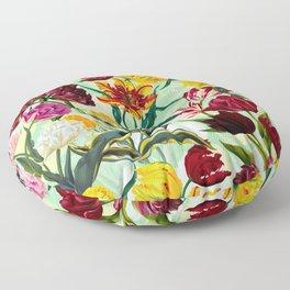 Summer Dreams - Tulips Floor Pillow