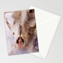 Crystallised Stationery Cards
