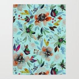 Flower Series VI Poster