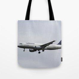 Lufthansa Airbus A320 Tote Bag