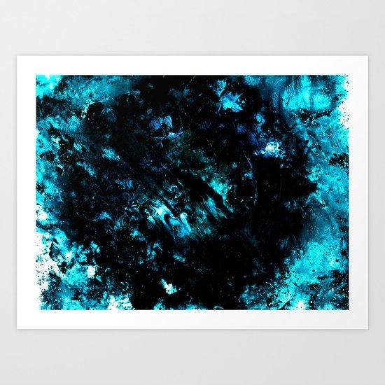 ο Pisces Art Print