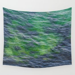 Sea surface pattern Wall Tapestry