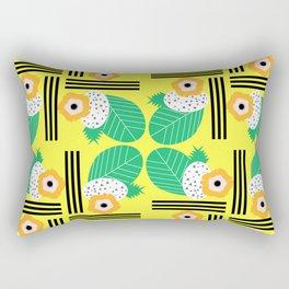 Tropical joy Rectangular Pillow