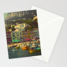 Capri, Italy Stationery Cards