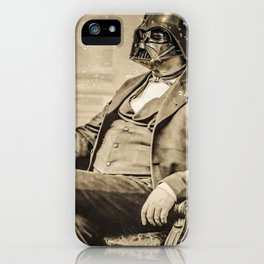 I'm your grandfather iPhone Case