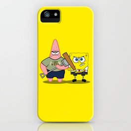 Sponge of the Dead iPhone Case