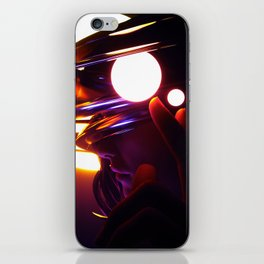 KNOWING iPhone Skin