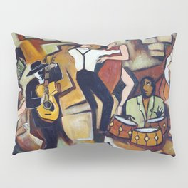 Suenos de Tango Pillow Sham