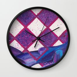 04. Can You Finish It Wall Clock