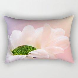 Daisy in Pastel Rectangular Pillow