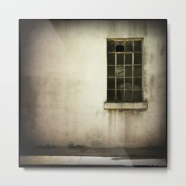 Nineteen Perfect Panes Metal Print