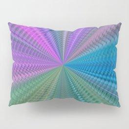 Psychedelic Twist Pillow Sham