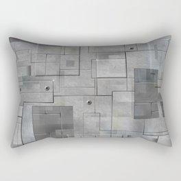Industrial Tiles Rectangular Pillow