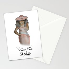 Natural Style Stationery Cards