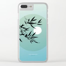 [8.08—8.12] Cool Winds Blow Clear iPhone Case