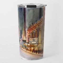 Richard Rogers - Hamilton Marquee Travel Mug