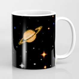 Deep  Dark  Space Coffee Mug