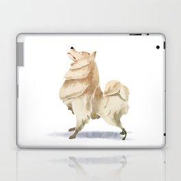 Samoyed Laptop & iPad Skin