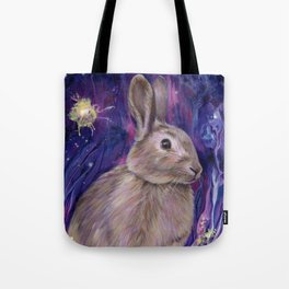 Rabbit Spirit Tote Bag