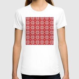 Christmas Pattern 3 Wool Sweater T-shirt