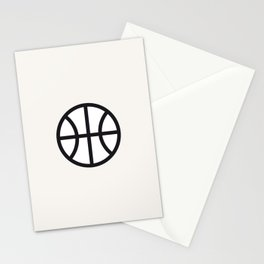 Basketball - Balls Serie Stationery Cards
