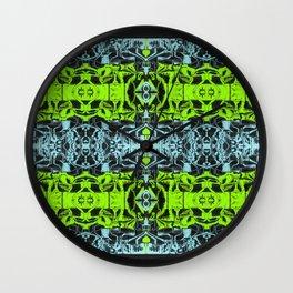 Style Mesh Wall Clock