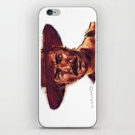 The Bad - Lee Van Cleef iPhone Skin