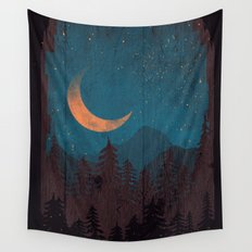 Those Summer Nights... Wall Tapestry