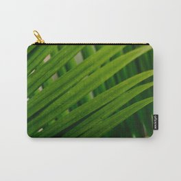 Tropical Lines Carry-All Pouch
