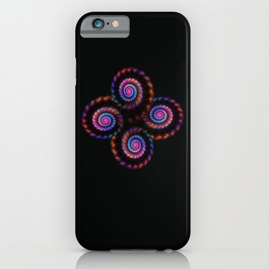 Fractal Paradox - Digital Work iPhone & iPod Case