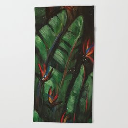 Another Day in Paradise Beach Towel